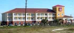 simple comfort inn galveston hotels along galveston beach. Black Bedroom Furniture Sets. Home Design Ideas