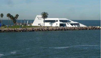 Sea wolf park for Galveston fishing report seawolf park